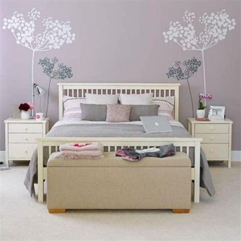 Wandgestaltungen Mit Farbe 3602 by 20coole Ideen Wandaufkleber Design Schlafzimmer Lavendel