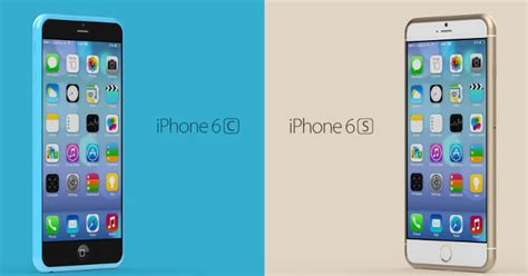 apple iphone 6s and 6c concept reimagines apple s next big thing phonearena