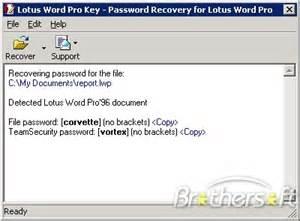 Lotus Word Pro Free Image Gallery Ibm Lotus Word Pro