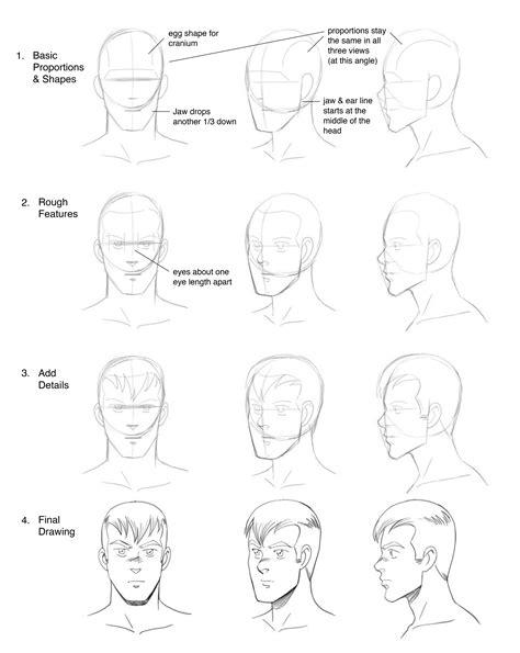 Free Character Drawings