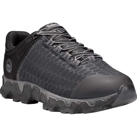 timberland athletic shoes timberland pro powertrain sport s alloy toe work
