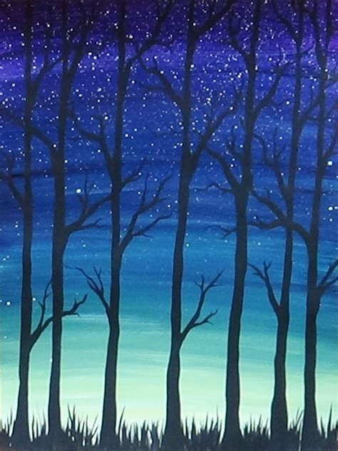 paint nite boston pizza hunt club 17 best images about paintings on gold leaf
