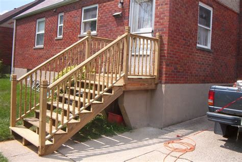 stairs wood newsonair org awesome outdoor wooden stairs 5 wood stair railings for