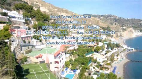 hotel casa rosa ischia hotel terme casa rosa sant angelo ischia