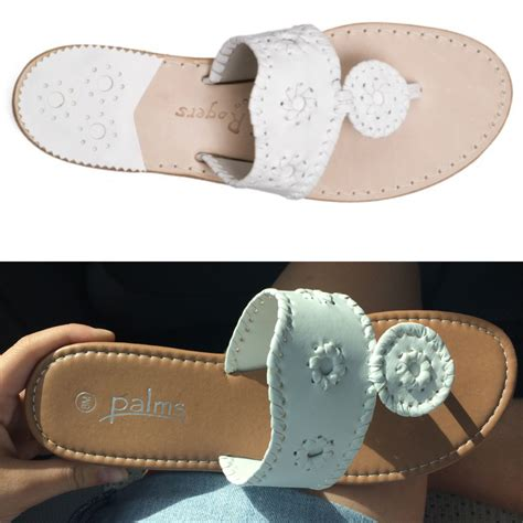 palms sandals shoe show a friend i met on vacation told me about these knock