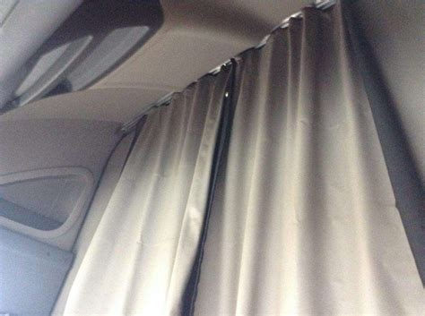 freightliner cascadia cab curtains 2014 freightliner cascadia interior curtain for sale