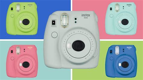 fujifilm instax colors fujifilm brings new features and colors to the instax mini