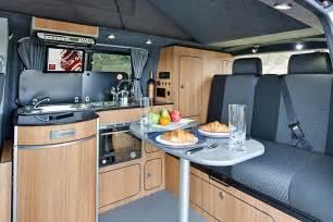 Vw Camper Van Interior Vw T5 On Pinterest Offroad T5 Camper And Vw Bus