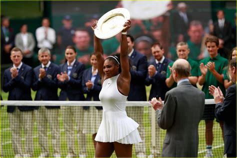 Money For Winning Wimbledon - celebs react to serena williams winning wimbledon 2016 photo 3702071 serena