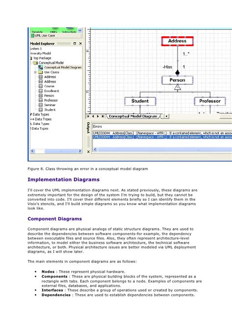 uml with visio uml modeling with visio part visio offers modern