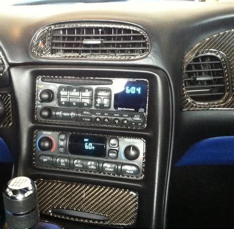 c5 corvette interior accessories chevy corvette c5 c 5 interior real carbon fiber dash trim