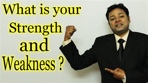 What Are Your Strength And Weakness Mba by Magnificent Personal Weakness For Resume Photos