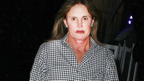 why does bruce jenner have long hair new report confirms bruce jenner s decision to become a