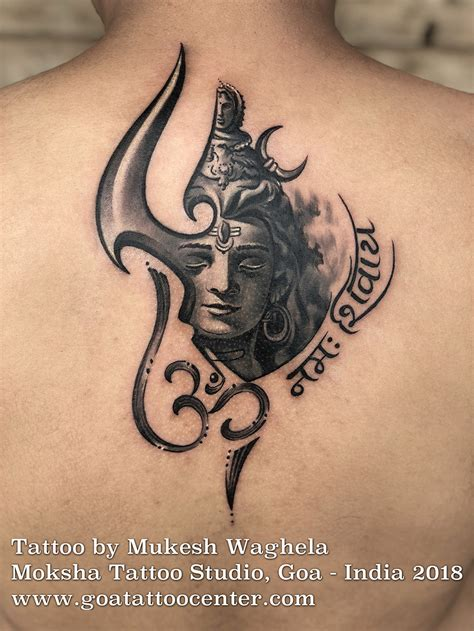 moksha tattoo designs custom done by mukesh waghela at moksha