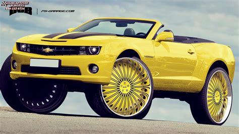 camaro dub chevrolet camaro ss dub dub c 23 con wheels custom