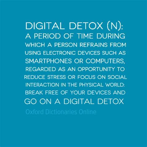 How To Do Digital Detox by Is It Time For A Digital Detox Lead With Intention