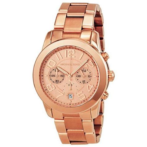 Michael Kors Mk032 Rosegold C 1000 images about michael kors gold on