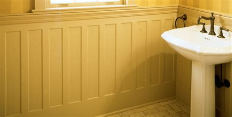custom wainscoting bathroom picture ideas wainscot solutions inc custom assembled wainscoting