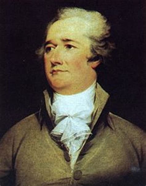 alexander hamilton biography in spanish report on the subject of manufacturers
