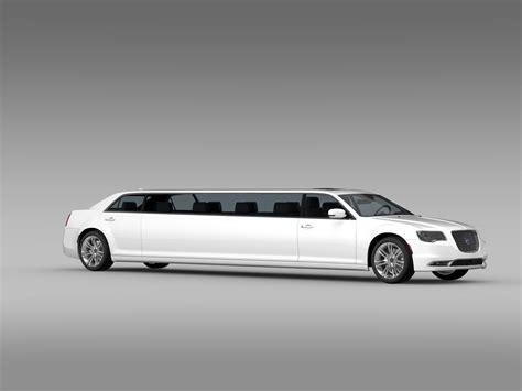 livery lancia lancia thema limousine 2016 3d model max obj 3ds fbx c4d