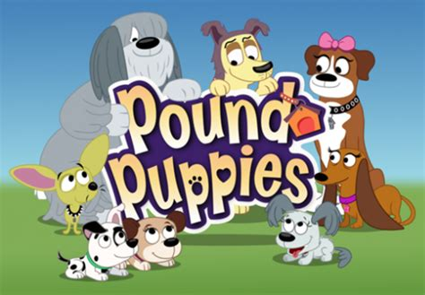 pound puppies cast thanks mail carrier pound puppies a match dvd review giveaway