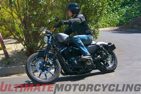 hd reviews 2016 harley davidson iron 883 review ride test