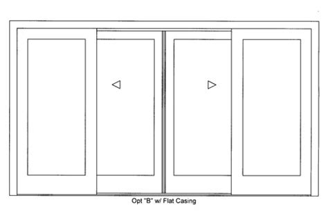 how to draw a sliding door in a floor plan the house milk kitchen project sliding doors video part 1