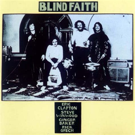 Saturday Escape Do What You Like Blind Faith Song Of Blind Faith
