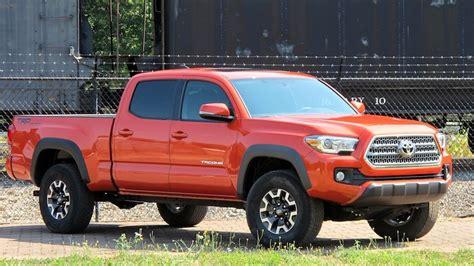 Toyota Mid Size Truck 2016 Toyota Tacoma Mid Size Drive Wheels Ca