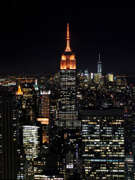 best empire building which is better the empire state building or top of the rock