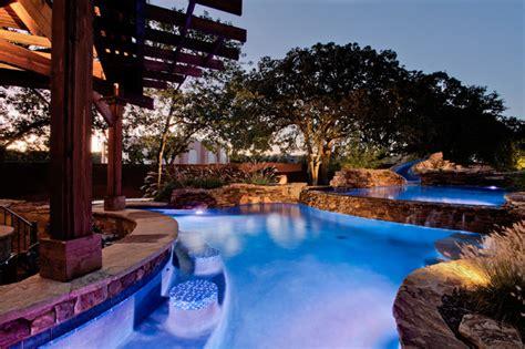 backyard bar dallas open water southlake tx tropical pool dallas by