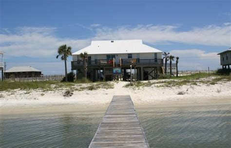 gulf shores house rentals pinterest