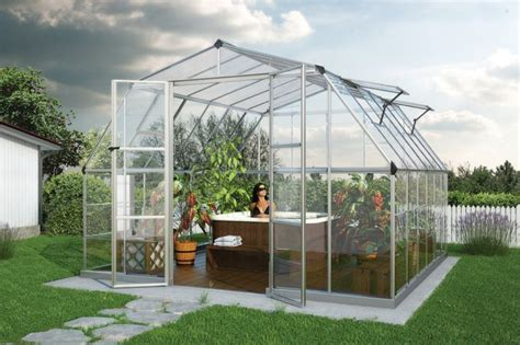 Little House Plans americana hobby greenhouse gothic arch greenhouses
