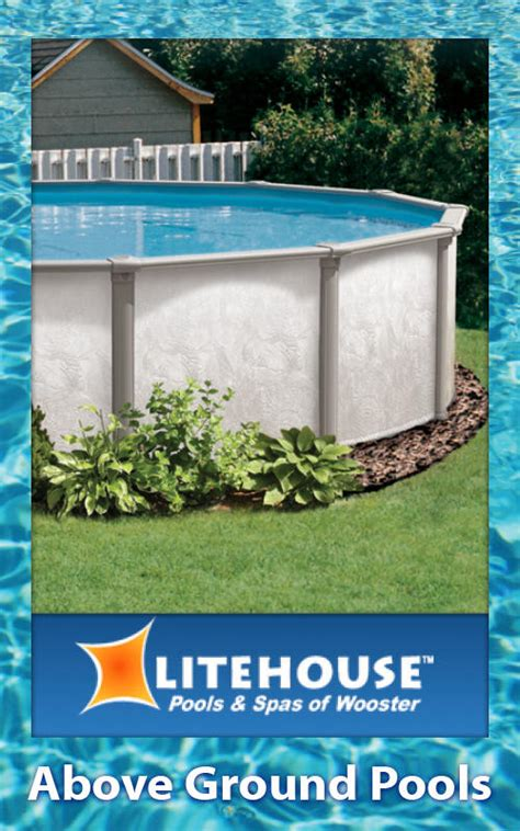 litehouse pools christmas trees litehouse pools spas of wooster in wooster oh whitepages