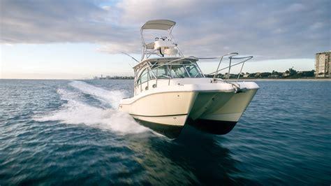 world cat boats used 2006 used world cat 320 ec power catamaran boat for sale