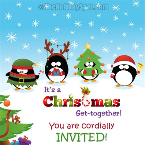 Make Online Invitation Cards - christmas greeting cards wishes free ecards