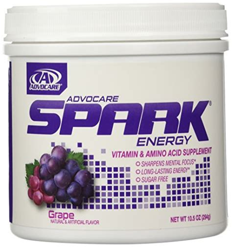 energy drink like spark stop on marketplace pulse