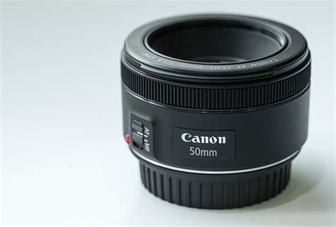 Canon Lens Ef 50mm F 1 8 Stm canon ef 50mm f 1 8 stm lens spotted in the