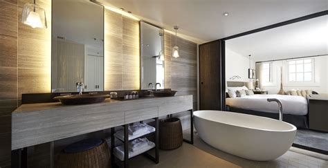 hotel bathroom ideas bath envy at the sebel pier one s new suites the