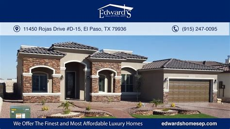 Luxury Homes In El Paso Tx El Paso Luxury Home Builder 79936 Tx 915 247 0106