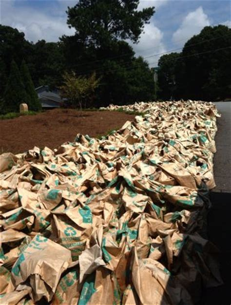 lawn bag debris removal in johns creek stand up guys