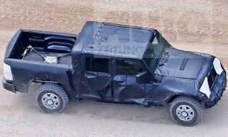 jeep wrangler pickup 2017 jeep pickup 2017 erste fotos update bild 6