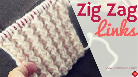 zig zag mitten pattern zig zag links knitting pattern rib stitch knit zig zag