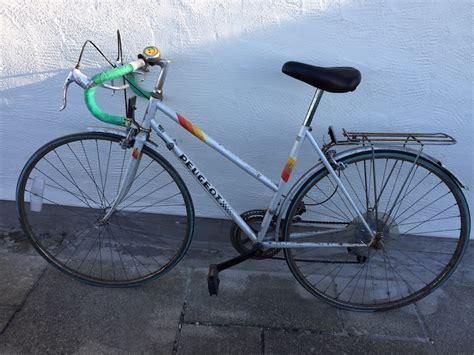 vintage peugeot road bike for sale