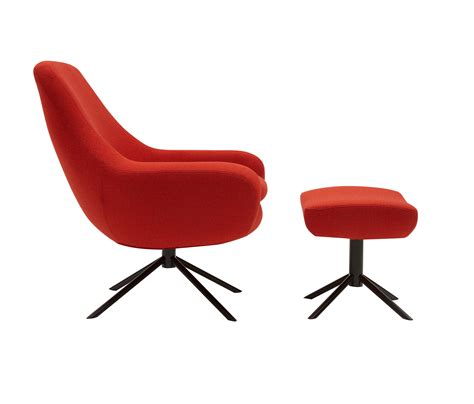how to make a swivel chair noomi swivel chair pouf lounge chairs from softline a
