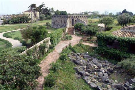 parco archeologico giardini naxos sicilia