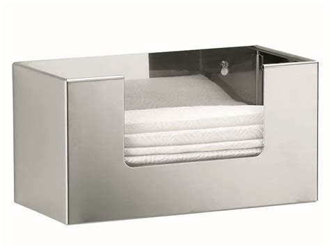 bathroom hand towel dispenser hand towel dispenser dw 117 luxury collection by decor walther