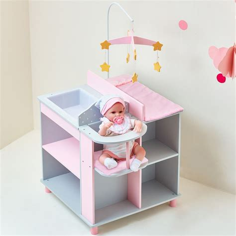 doll changing table station s baby doll changing station