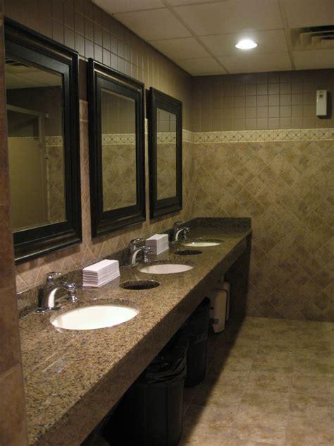 restaurant bathroom best industrial restaurant design ideas on pinterest