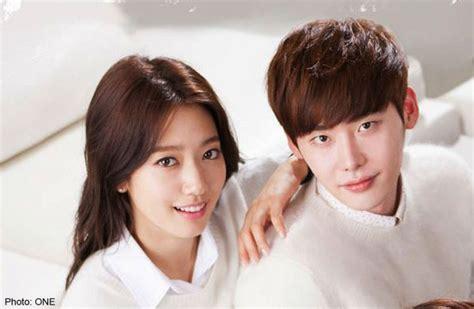 drama lee jong suk and park shin hye dirumorkan dekat park shin hye dan lee jong suk kompak